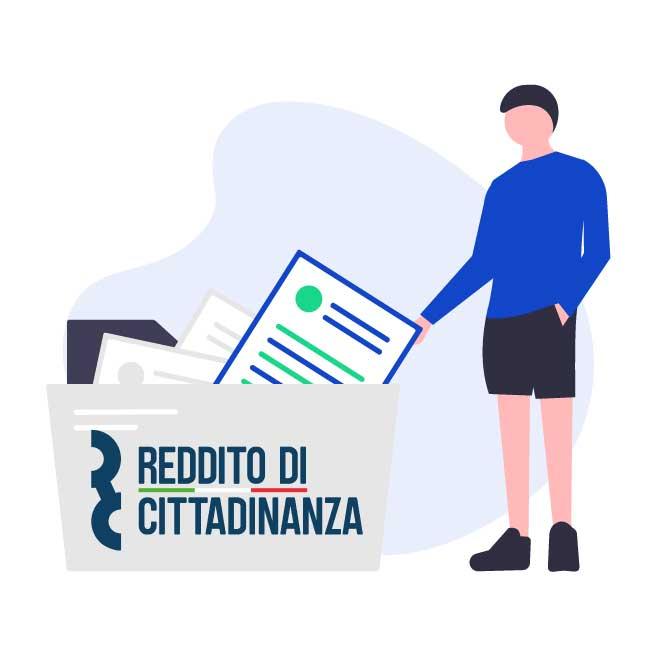 Domanda Reddito di Cittadinanza 2021 online