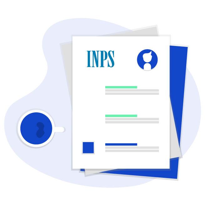 Illustrazione documenti per richiesta certificazione unica Inps online